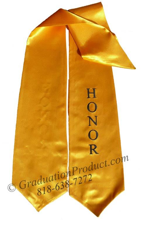 Honor Graduation Stole