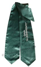 LeaderShip Seo Graduation Stole