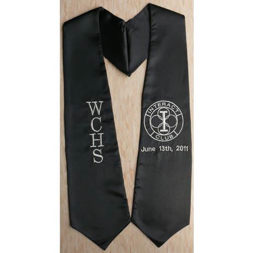 WCHS Graduation Stole