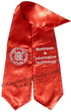 Bussiness and Information Technology Graduation Stole