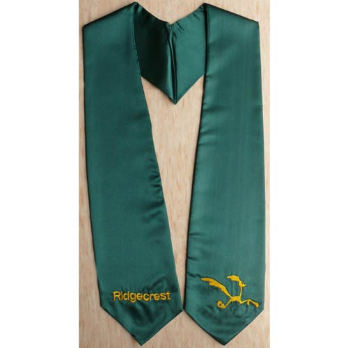 Ridgecrest Graduation Sashes