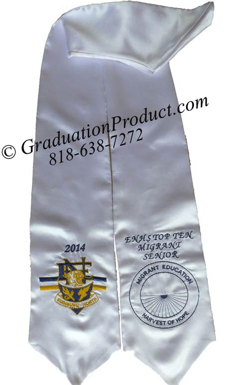 ENHS Graduation Stole