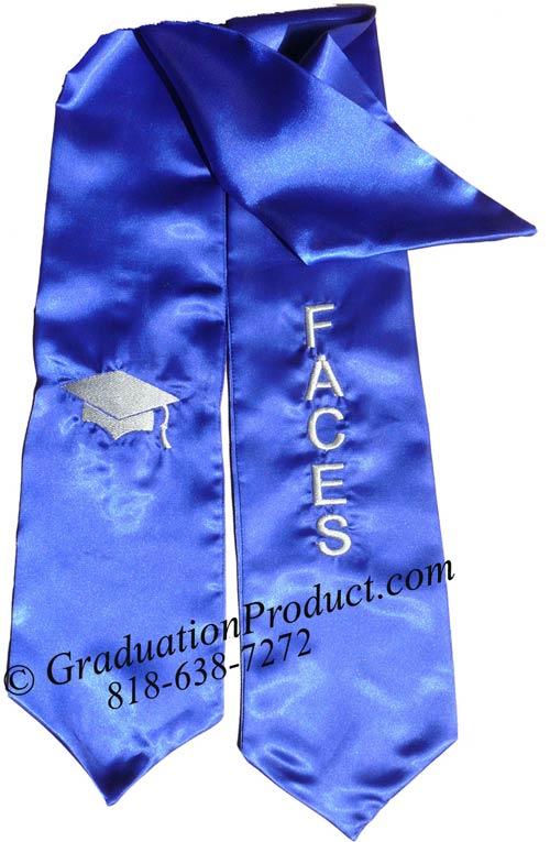 Faces Graduation Stoles