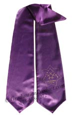 Licensed Cosmetology Graduation Stoles