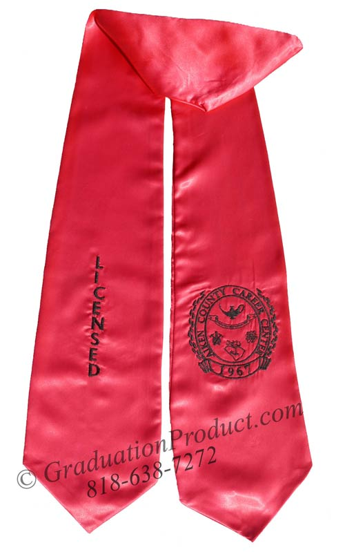 Alken County Career Center Graduation Stole