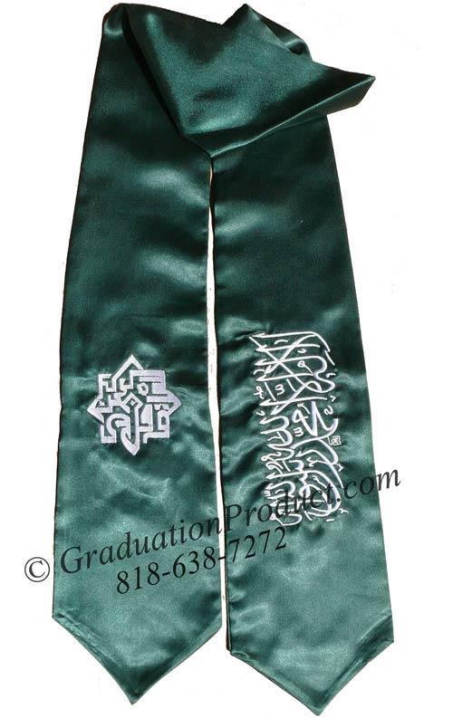 UC Berkeley MSA Graduation Stoles & Sashes