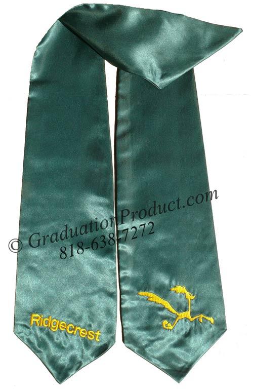 Ridgecrest Graduation Stole