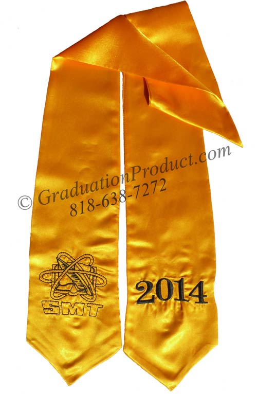 SMT 2015 Graduation Stole