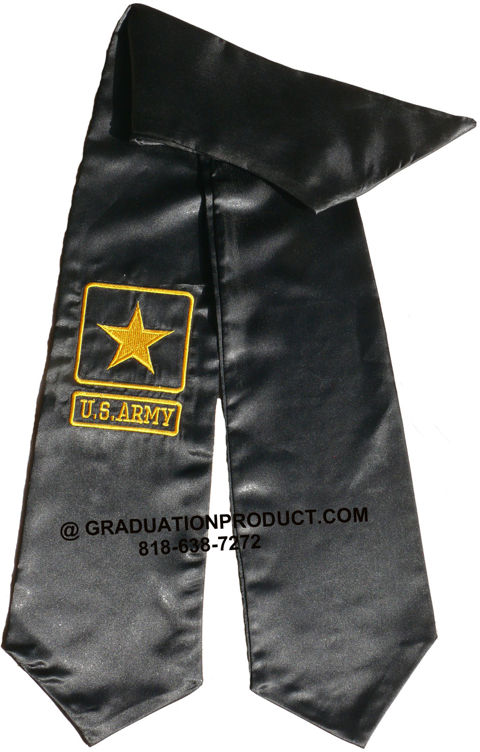 US Army Graduation Stole