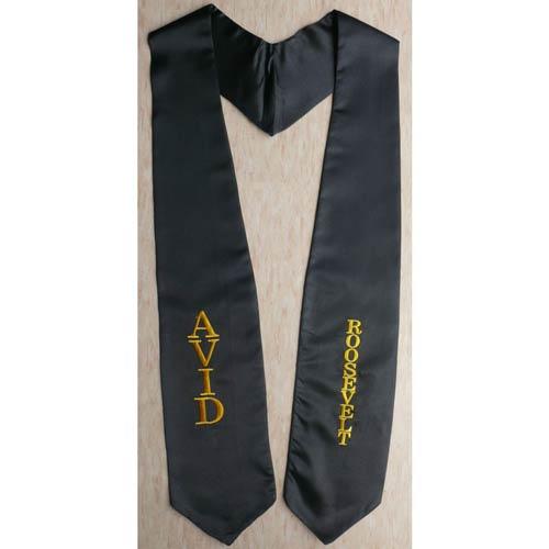 Avid Roosevelt Graduation Stoles
