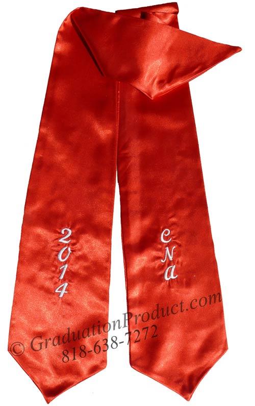 ENA 2015 Graduation Stole