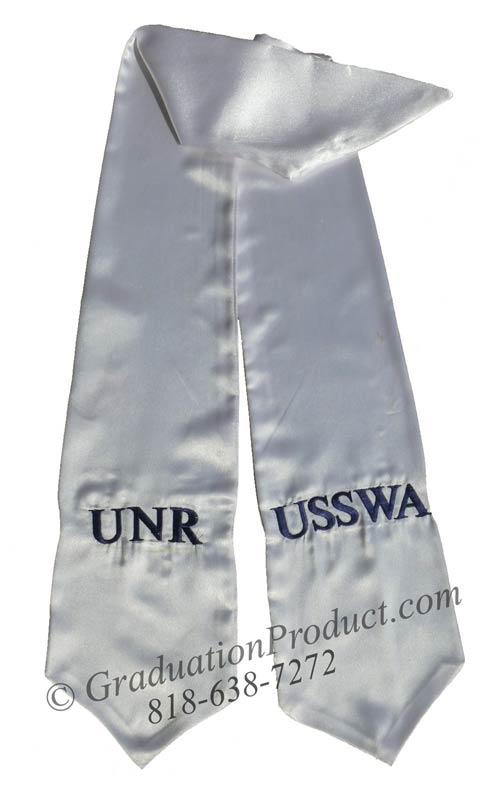 UNR USSWA Graduation Stole